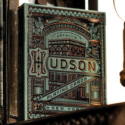 Карты игральные | Hudson Playing Cards