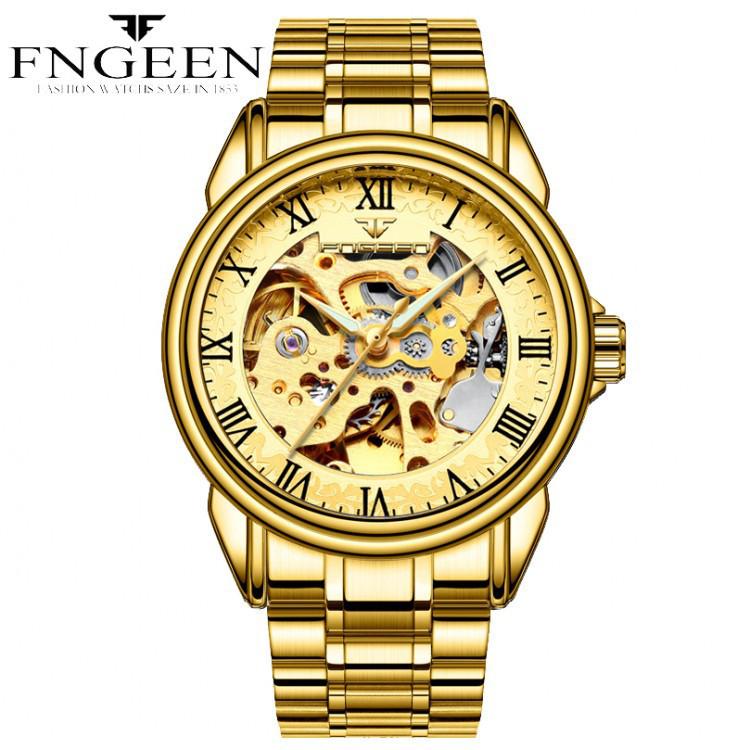Часы мужские механические Fngeen Classic eps-1026