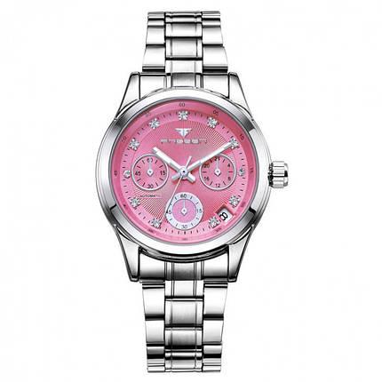 Часы женские механические Fngeen Classic Pink eps-2002, фото 2