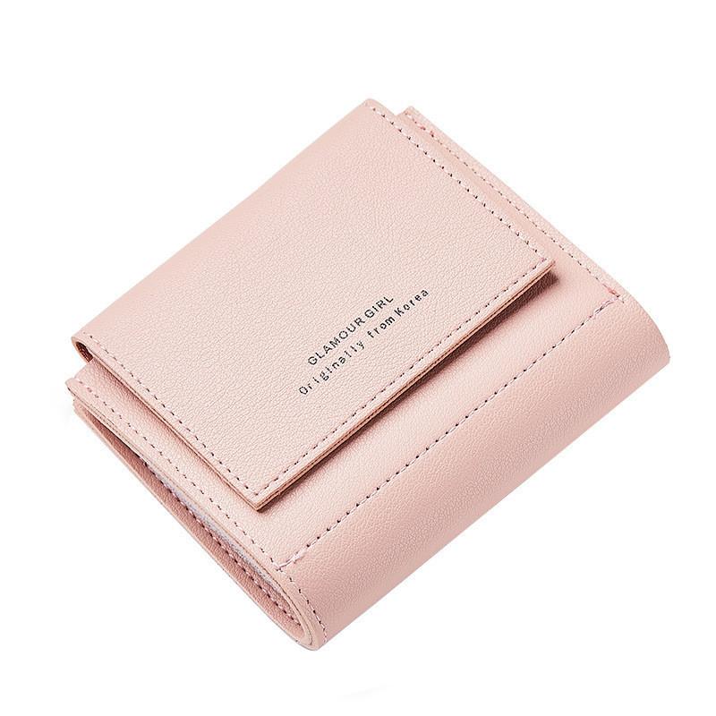 Кошелек женский Amelie Girl розовый eps-4031