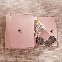 Кошелек женский Amelie Girl розовый eps-4031, фото 2