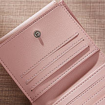Кошелек женский Amelie Girl розовый eps-4031, фото 3