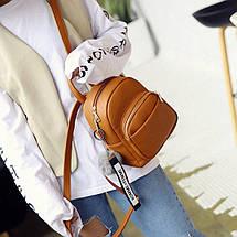 Рюкзак женский Bobby коричневый, фото 2