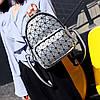 Рюкзак женский Crystal серебряный eps-8094, фото 6