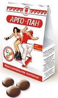 Аргопан драже для детей и подростков, витамины С, В6, В2, инозит, цинк, развитие, нагрузка, угри, грипп, спорт