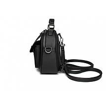 Рюкзак женский Jennyfer черный, фото 3