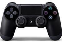Беспроводной геймпад PlayStation Dualshock V2 Bluetooth PS4 Black, фото 1