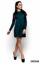 Женское платье Karree Глория, темно-зеленый, фото 3