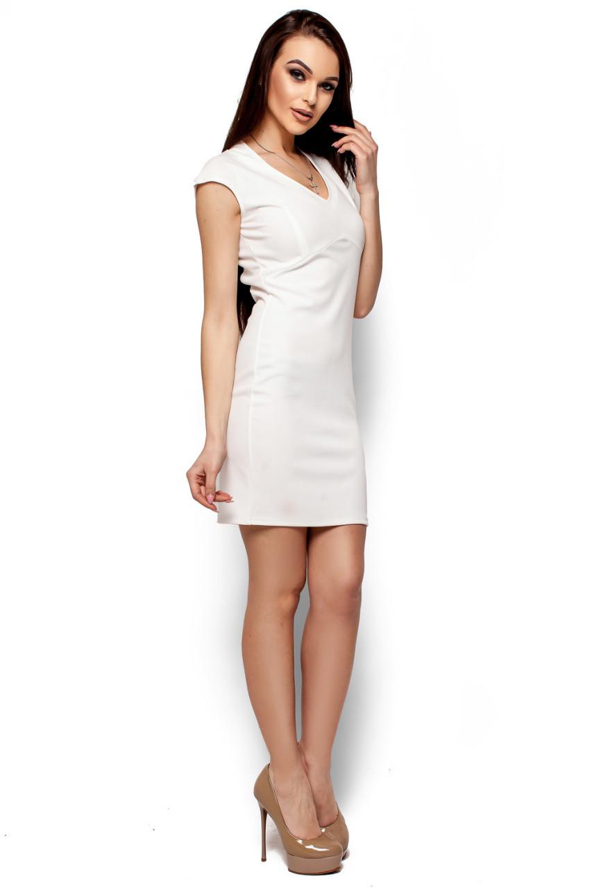 Женское платье Karree Лима белое