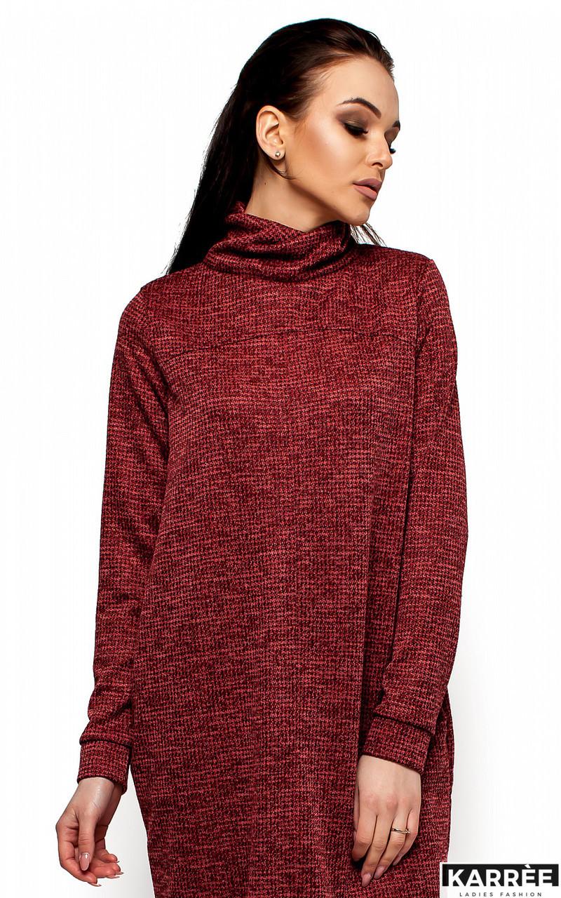 Женское платье Karree Меган, рыжий