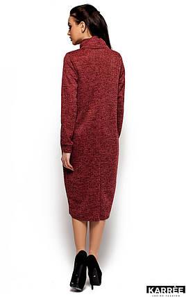 Женское платье Karree Меган, рыжий, фото 2