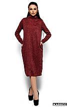 Женское платье Karree Меган, рыжий, фото 3
