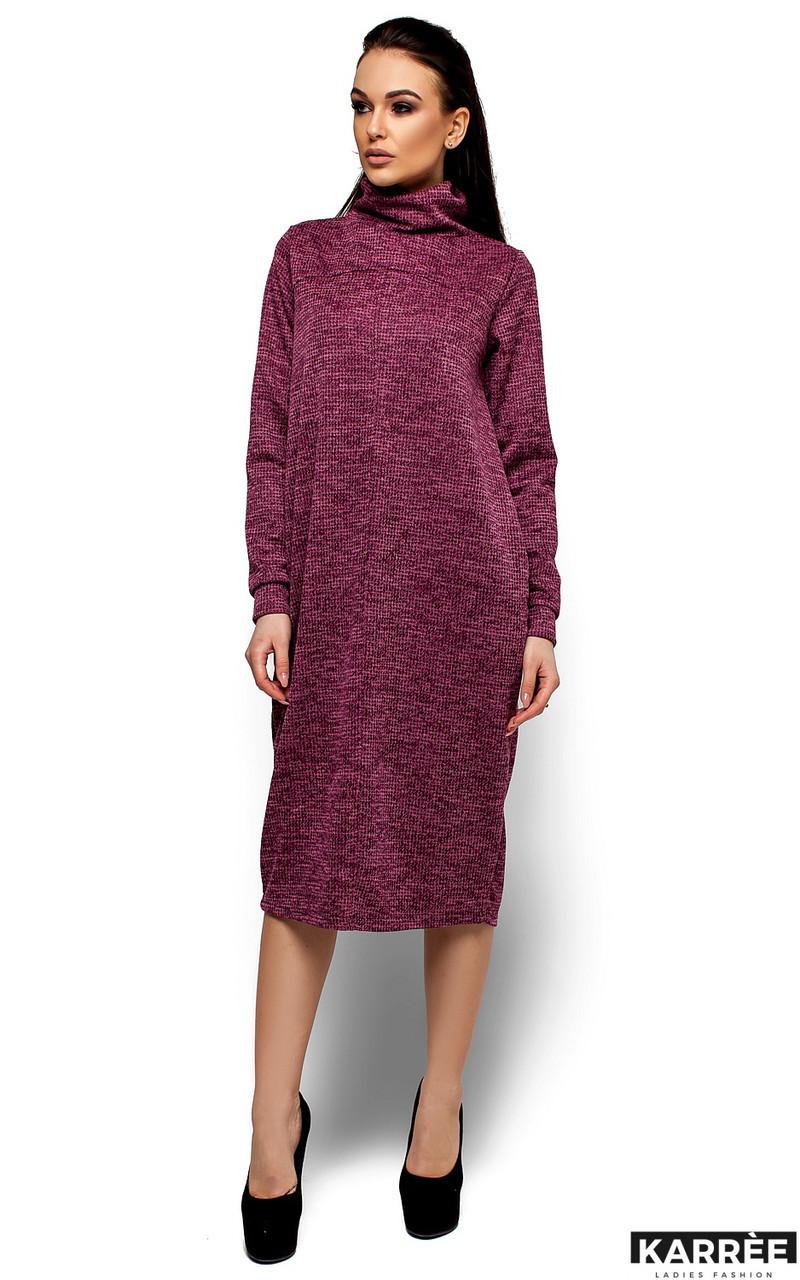 Женское платье Karree Меган, бордо