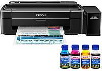 Комплексное Решение WWM - Epson L312 Принтер c СНПЧ + Чернила по 100гр