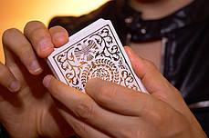Карты игральные | Regalia White Playing Cards by Shin Lim, фото 3