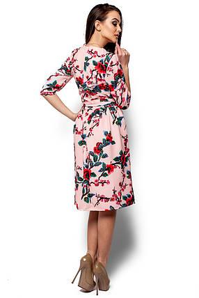Женское платье Karree Сакура, розовый, фото 2