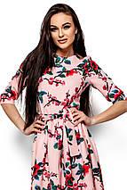 Женское платье Karree Сакура, розовый, фото 3