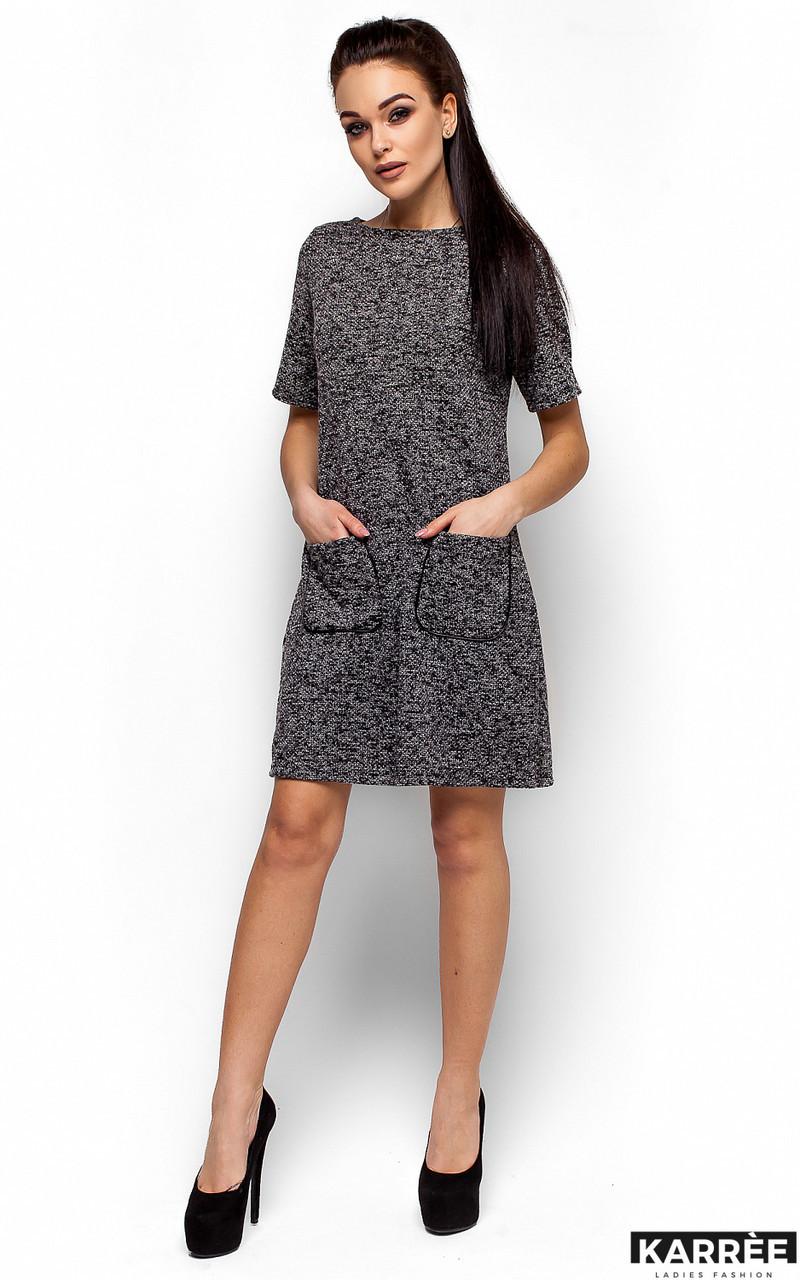Женское платье Karree Стефани, черный