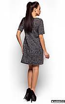 Женское платье Karree Стефани, черный, фото 3
