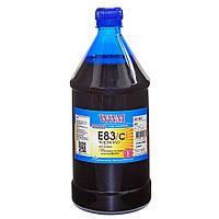 E83/C-4 Чернила (Краска) Cyan (Синий) Светостойкие Водорастворимые (Водные) 1000г