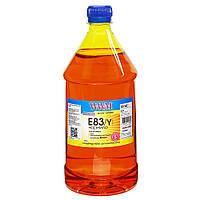 E83/Y-4 Чернила (Краска) Yellow (Желтый) Светостойкие Водорастворимые (Водные) 1000г