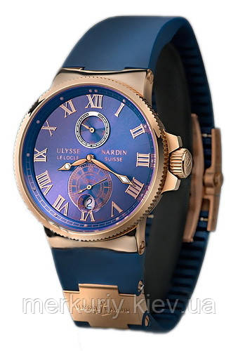 Мужские механические часы Ulysse Nardin (Улис Нардин)  продажа, цена ... cb8e1122960