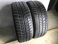 Шины бу зима 205/50R17 Uniroyal MS plus 66 (2шт) 7мм