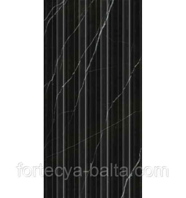 Плитка Golden Tile Absolute Чорний Декор 30х60 см