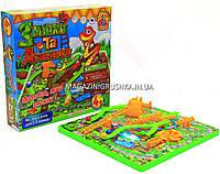 Настольная игра Fun Game Змійки та драбинки (Змейки и лесенки) (7335), фото 1