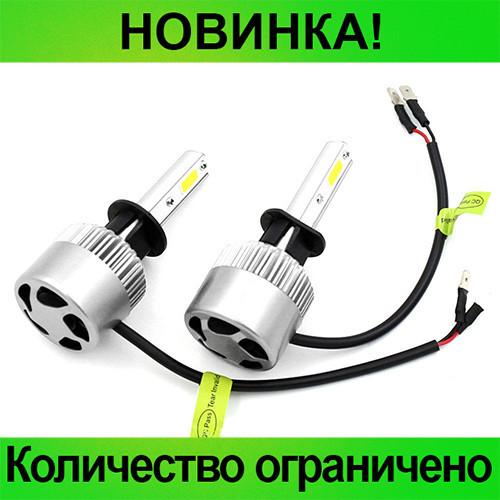 LED лампы Xenon S2 H1!Розница и Опт