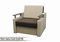Кресло Микс (Раскладное) ткань 2 категории (70 см)