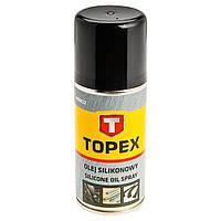 Силиконовое масло-спрей Topex 210 мл