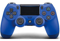 Беспроводной геймпад PlayStation Dualshock V2 Bluetooth PS4 Blue