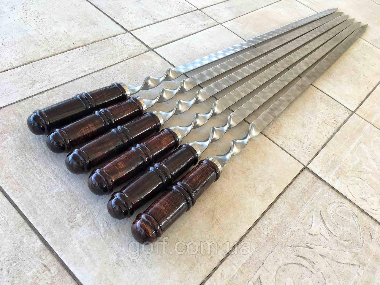 Шампура для Люля Кебаб 80 см