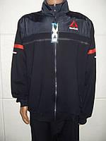 Спортивные костюмы мужские Рибок (Reebok) БОЛЬШИЕ РАЗМЕРЫ