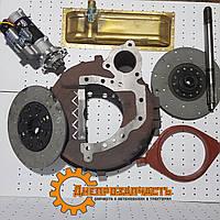 Установка двигателя СМД на ЮМЗ, фото 1