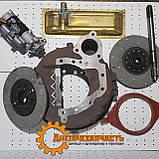 Установка двигуна СМД на ЮМЗ, фото 2