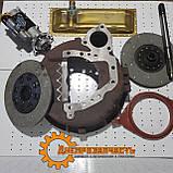 Установка двигуна СМД на ЮМЗ, фото 3