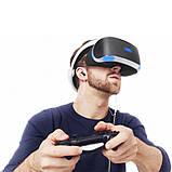 Шлем виртуальной реальности PlayStation VR MEGApack (5 игр в комплекте), фото 10