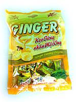 Вьетнамские конфеты с имберём и мёдом Ginger Keo Gung candy 150г ( Вьетнам)