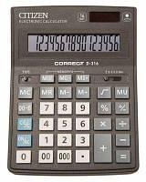 Калькулятор Citizen Correct D-316