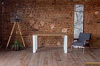 Стол Loft L-10, 1400*800, ясень или дуб, мебель лофт