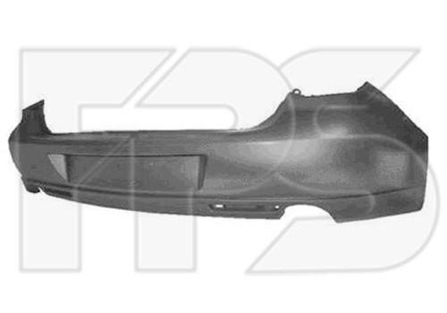 Задний бампер Mazda 6 GH (08-10) (FPS)