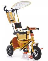 Трехколесный велосипед детский BC-15 AN SAFARI AIR (НАДУВНЫЕ КОЛЕСА)