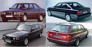 Фонари задние для BMW 5 E34 '88-96