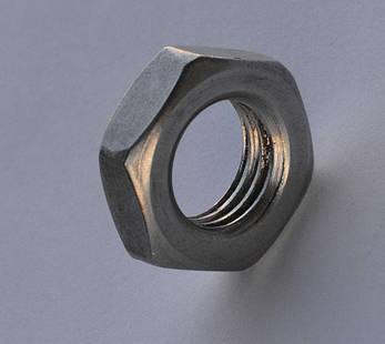 Гайка низька М14 DIN 439, ГОСТ 5916-70, DIN 936, фото 2