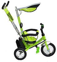 Детский трехколесный велосипед Azimut Trike BC-15B Air - усиленные заспицованные колеса.