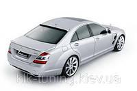 Тюнинг Mercedes S-class W221 бленда на стекло (Lorinser)