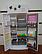 Меблі кухня Gloria 9986GB, газ, плита, мийка, духовка, холодильник, мийка, необхідний посуд, в кор-ке., фото 9