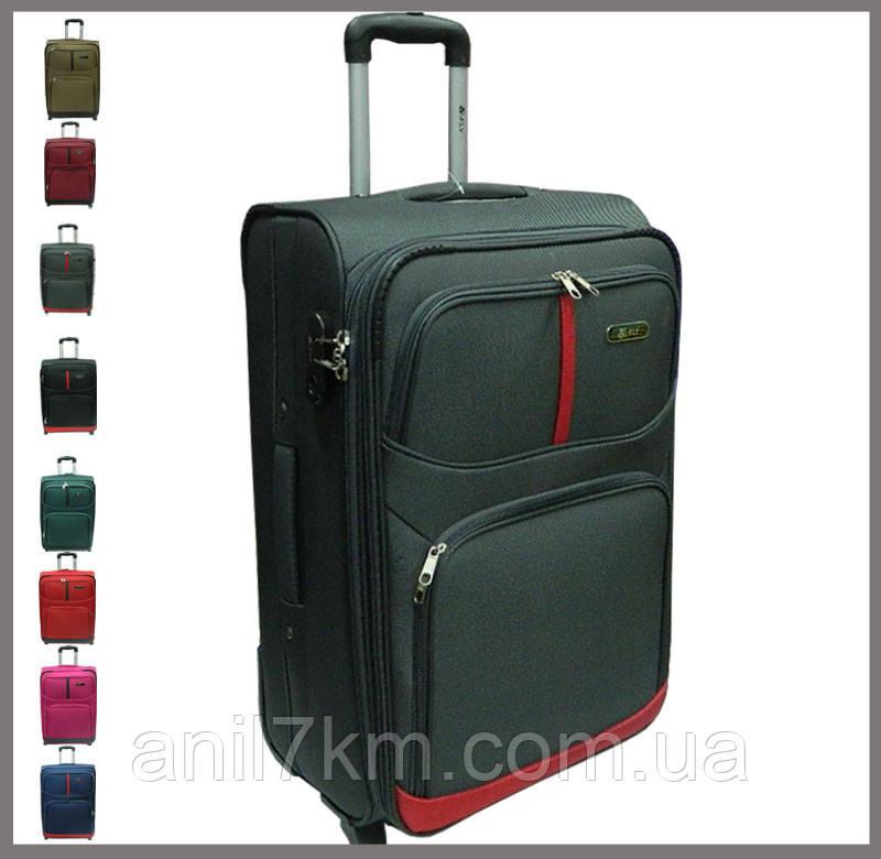 Великий дорожній валізу на колесах FLY